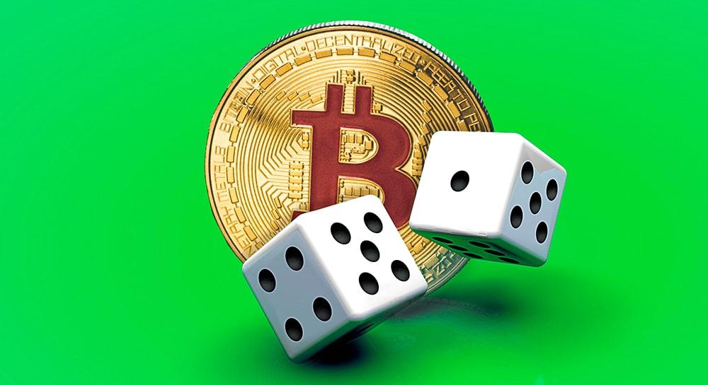 Bitcoin casino in dice